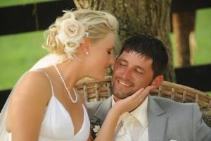 New Hope, Kentucky wedding
